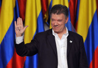 COLOMBIA-ELECTION-RUNOFF-RESULTS-SANTOS