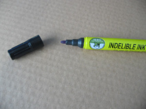 Indelible Ink Pen 03